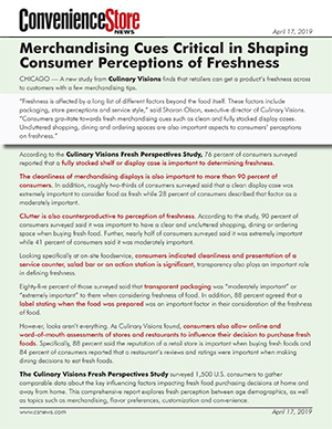 Culinary Visions Panel | Chicago Food-focused Consumer
